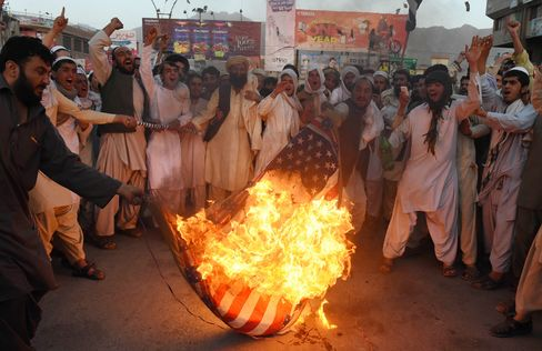 PAKISTAN-AFGHANISTAN-US-UNREST-TALIBAN