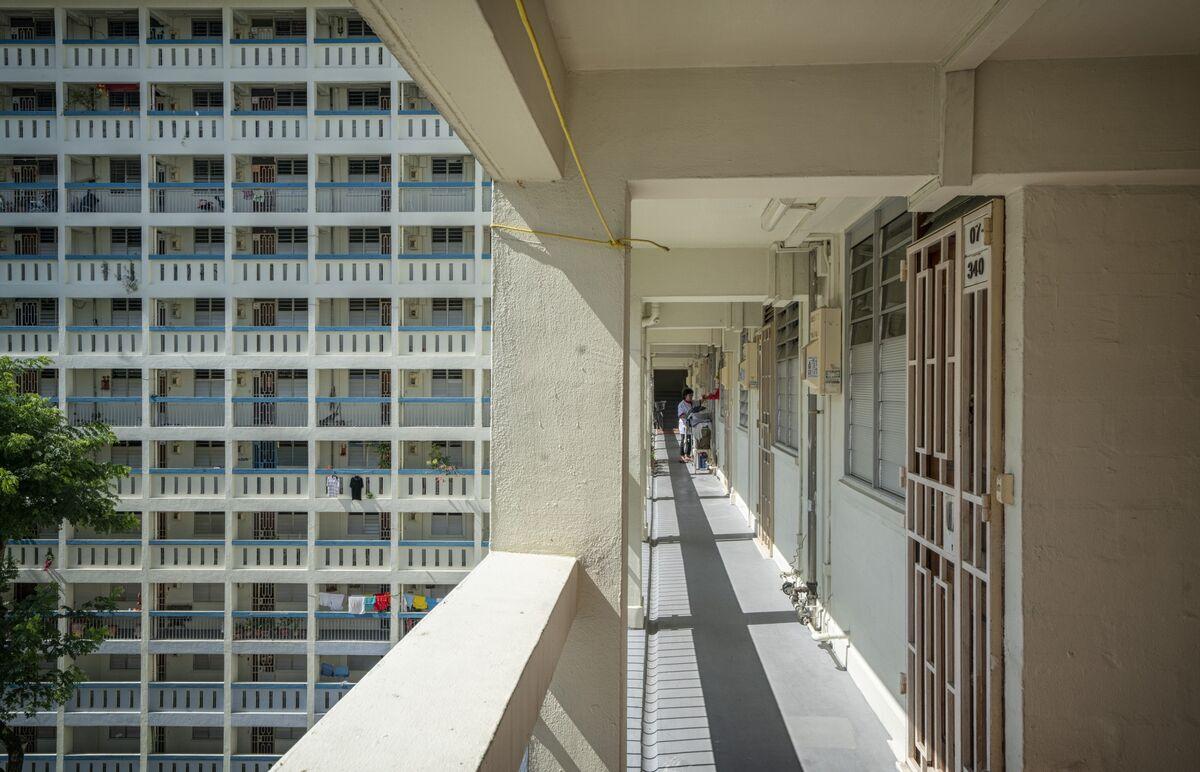 Singapore Will Spend S$1 Billion to Renovate Housing