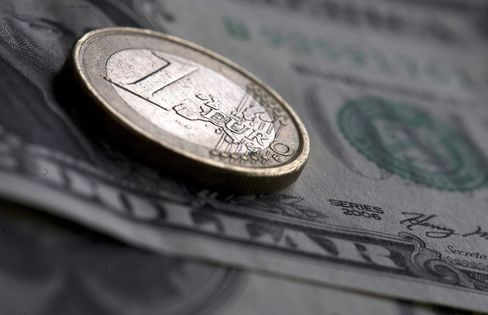 Stocks, Euro Tumble as Commodities Decline With Spanish Bonds