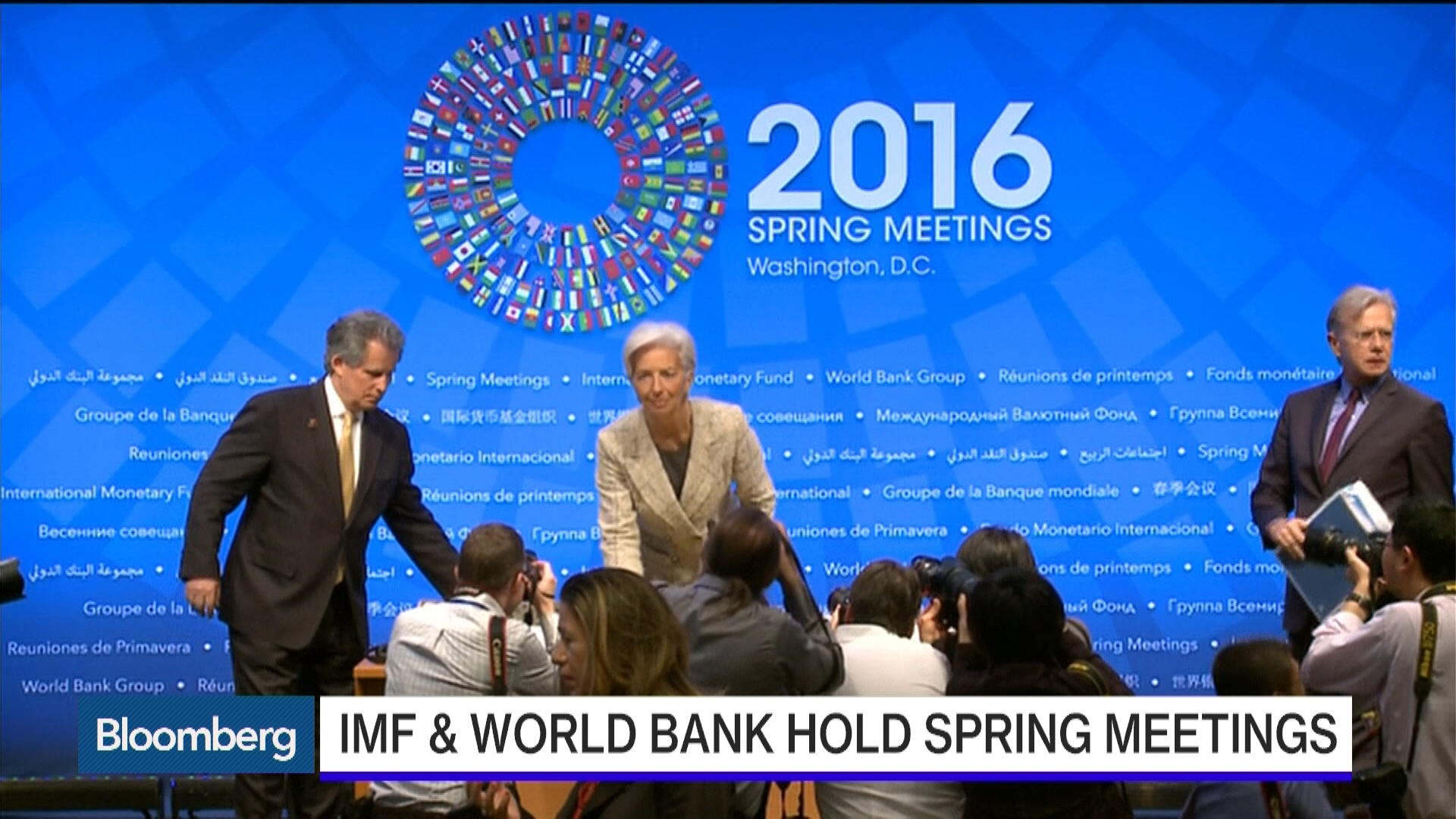 IMF and World Bank Spring Meetings: What to Watch For