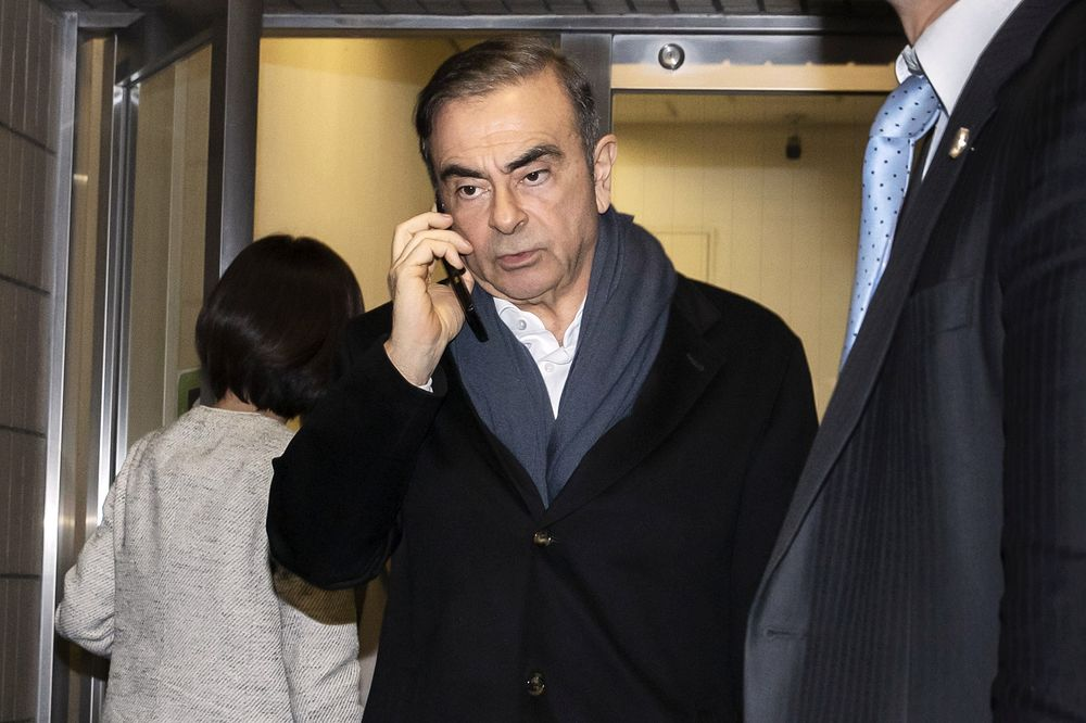 Carlos Ghosn Improperly Charged Renault for a $3,400 Scooter