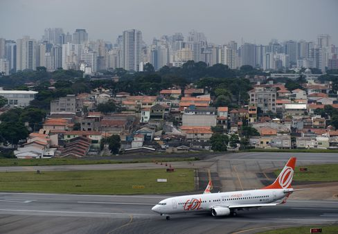 Brazil Airline Gol Cutting Workforce by 2,500