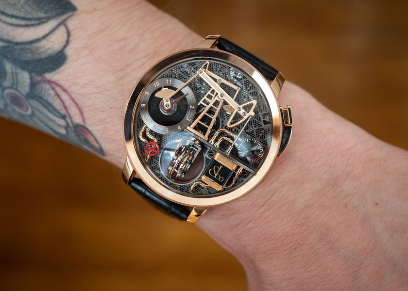 relates to New Watches That Make Us Rethink What a Watch Can Be