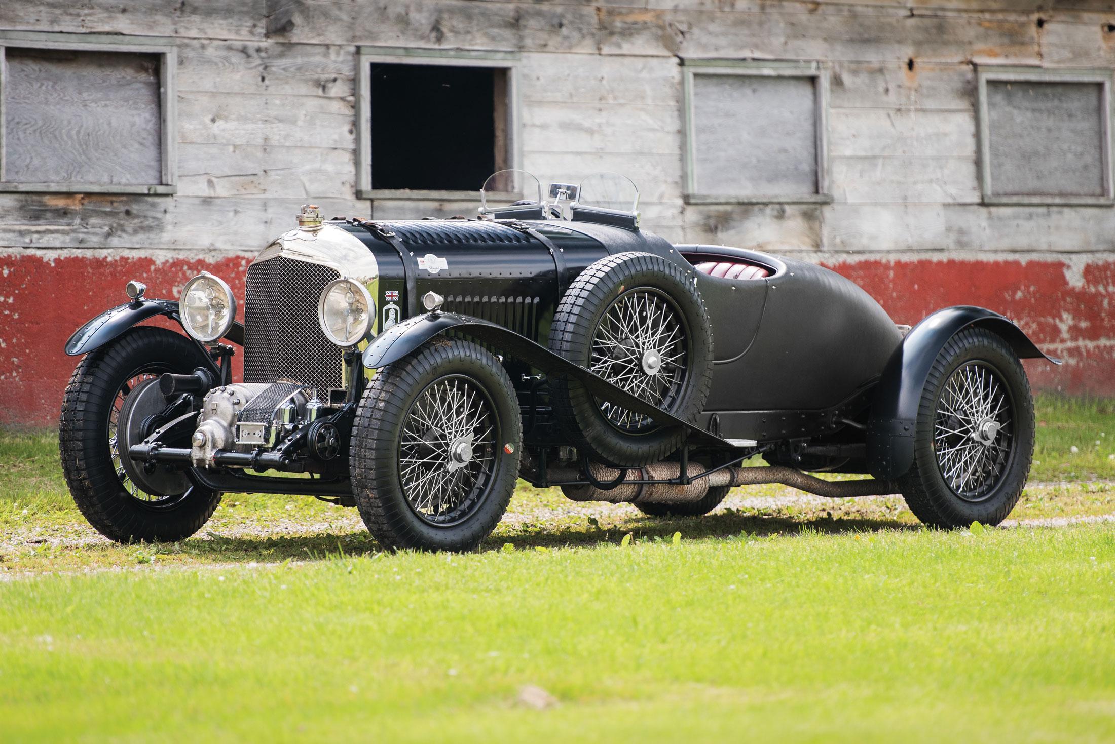 1931 Bentley 4.5 Litre Supercharged  | RM Sotheby's | Estimate: $5.5 Million