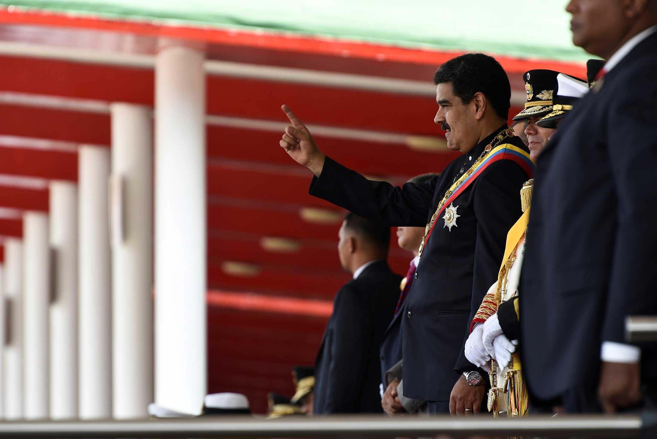 Inside the Failed Plot to Overthrow Venezuelan President Nicolás Maduro