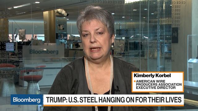 Over 50% tariffs on steel recommended to Trump