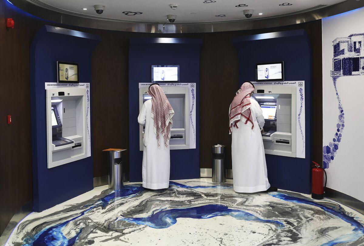 Saudi Central Bank Fines 16 Banks Including Rajhi, Emirates NBD