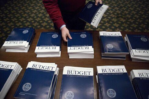 Budget Barack Obama