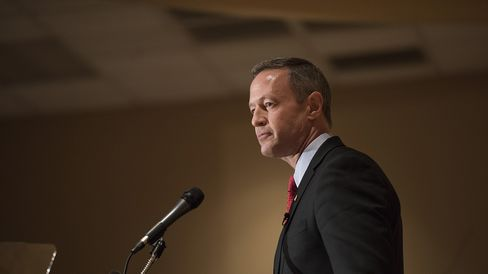 Potential Presidential Candidate Martin O'Malley Speaks At Scott County Democratic Dinner