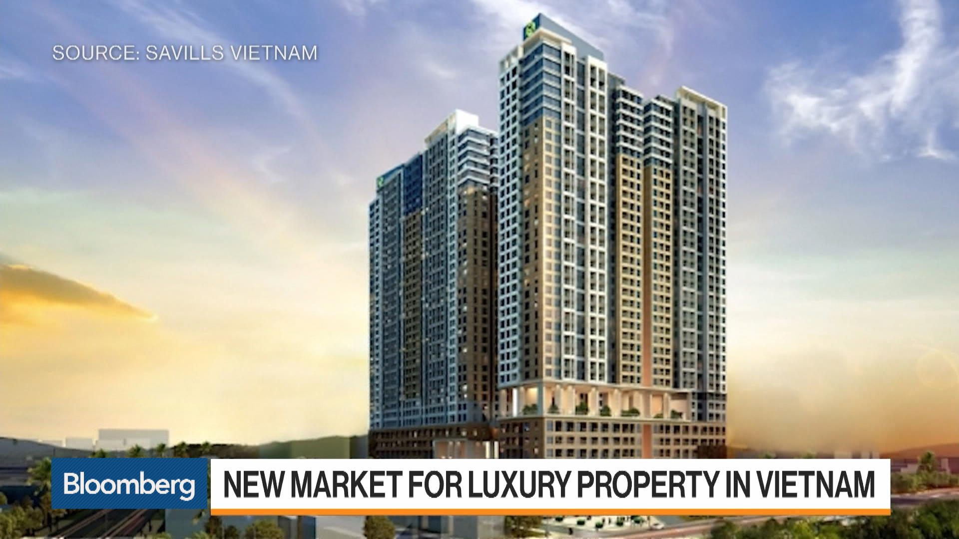 The Hot New Market for Luxury Property Is Vietnam - Bloomberg