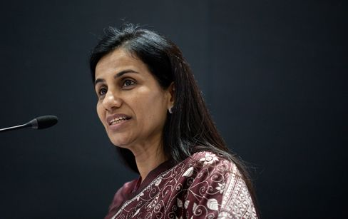 ICICI CEO Chanda Kochhar