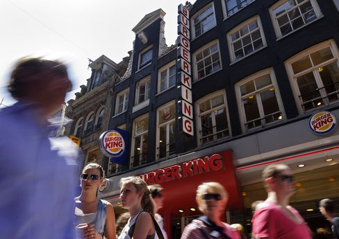 Burger King Starts Trading on NYSE Again Today After Ackman Deal
