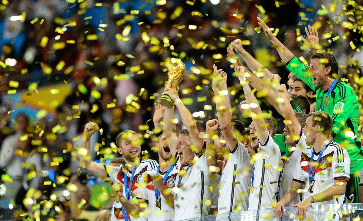 Bank on it? UBS predicts Germany will win World Cup