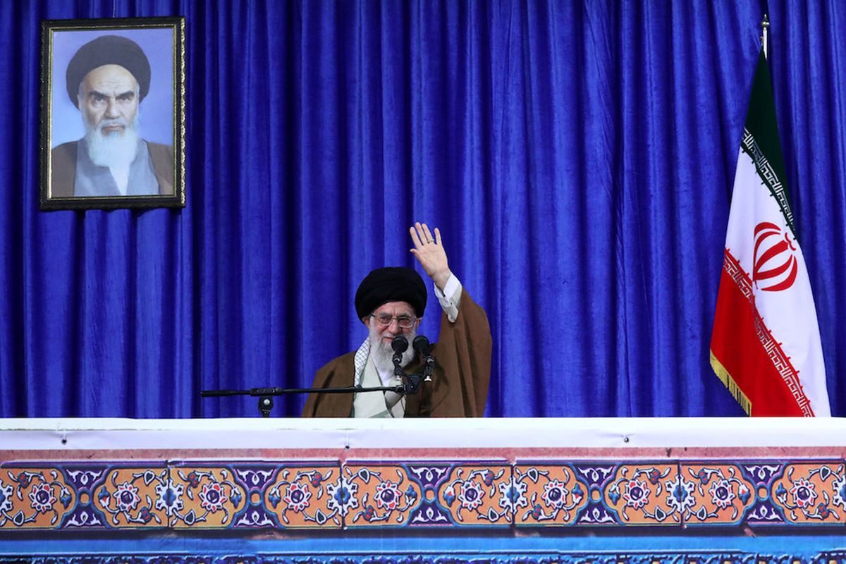 Iran's Khamenei Warns Against Complacency Amid Rial Anger