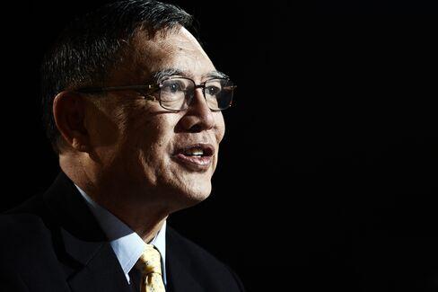 Keppel CEO Choo Chiau Beng