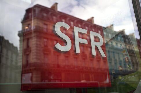 SFR Store in Paris