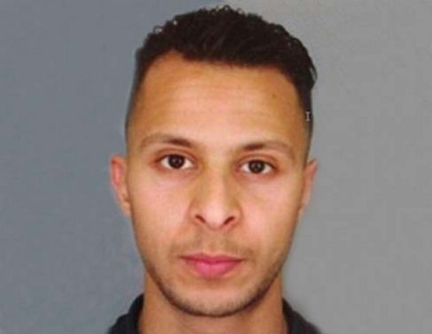 A handout photograph of Abdeslam Salah, who is wanted in connection with the Paris terror attacks, issued by the French police to the media on Sunday, Nov. 15, 2015.