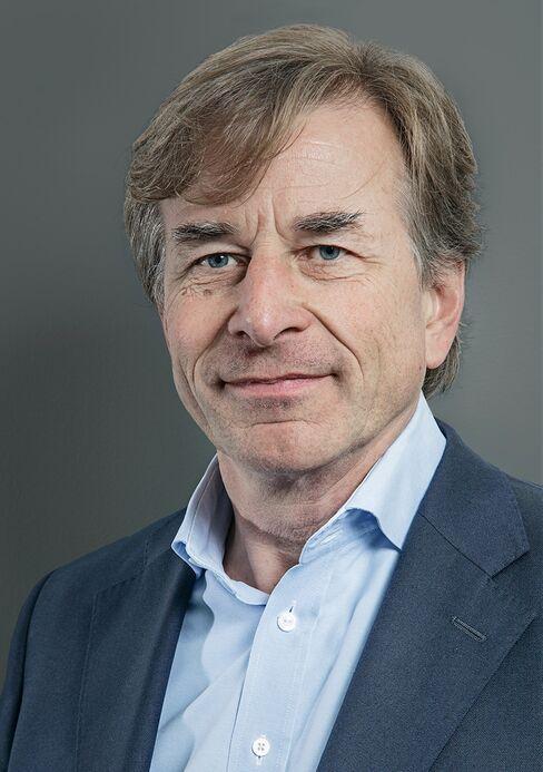 Jorn Aldag, chief executive officer of UniQure N.V. Source: UniQure N.V.