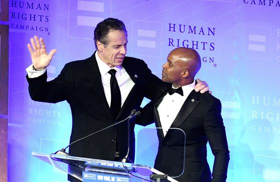 Human Rights Campaign Fires President Over Cuomo Collaboration