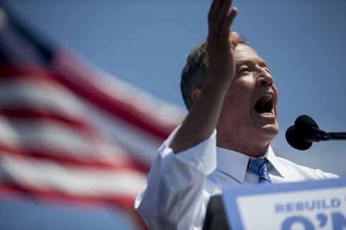 Former Maryland Governor Martin O'Malley Makes Presidential Announcement