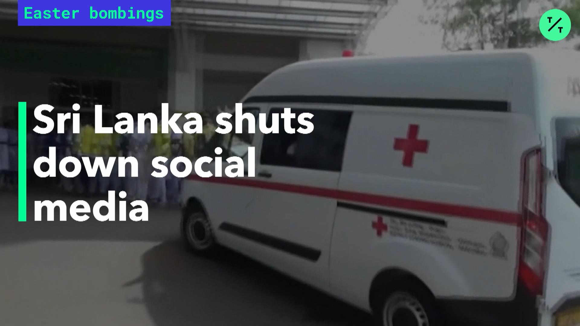 Sri Lanka Shuts Down Social Media