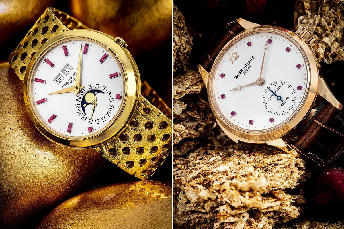 In Time of Pandemic, Auction Houses Cash In Big on Watches