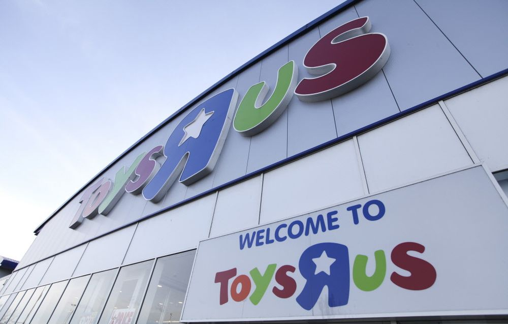 Toys R Us U K Unit Enters Administration After Failed Sale