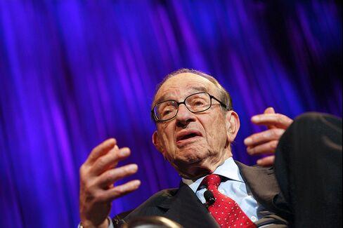 Greenspan Says U.S. Economy Remains 'Very Sluggish'