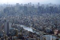 Tokyo Skytree and Views of the Tokyo Skyline