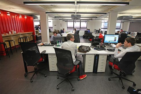 London's Tech Scene Is Having Its Golden Moment