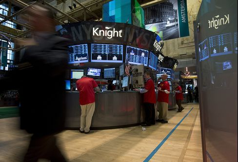 Knight $440 Million Trading Loss Said Linked to Dormant Software