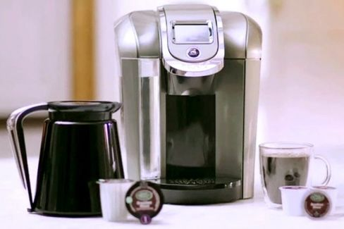 With Keurig 2.0, Green Mountain Wants Its Monopoly Back