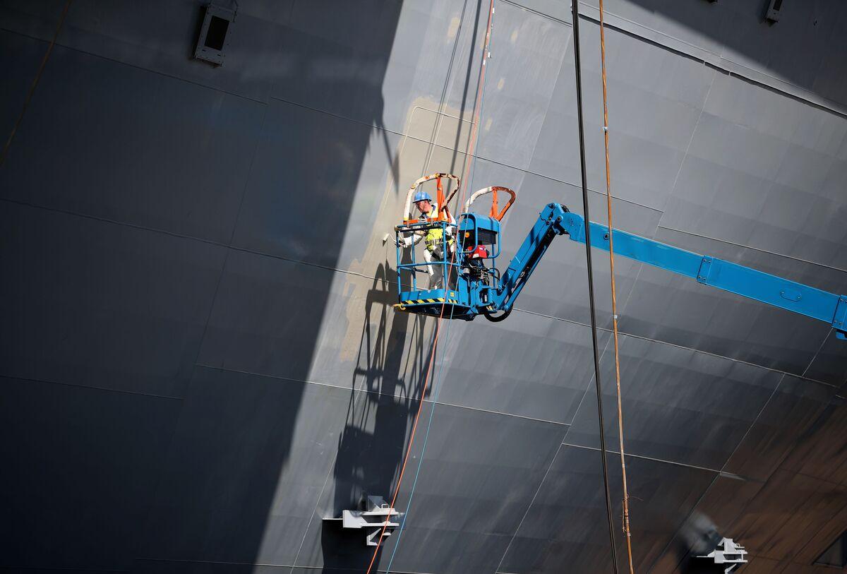 Babcock Shipyard Gets Boost From $1.5 Billion Warship Order