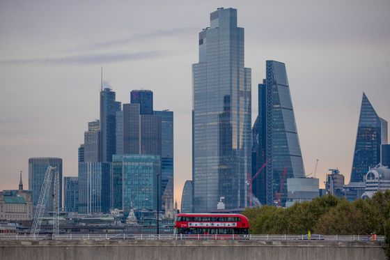 Brexit Deal Offers Scant Solace to City of London Under Threat