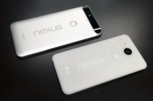 The Nexus 6P and Nexus 5X are Google's latest smartphones.