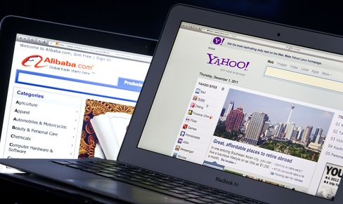Alibaba Open to Temasek, CIC Investment to Buy Back Yahoo Stake