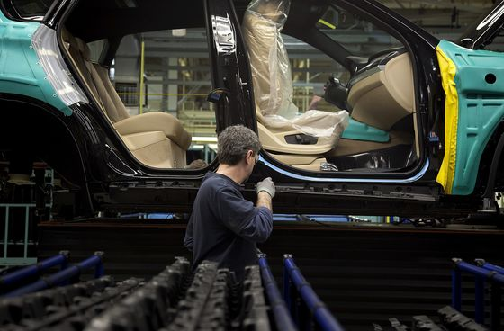 BMW Will Idle Its Biggest Plant, Sidelining 11,000 U.S. Workers