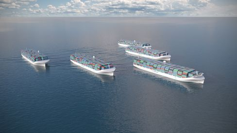 Drone Ships