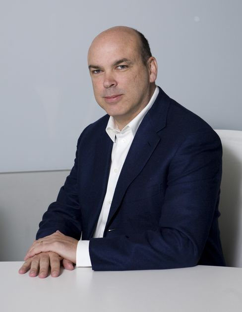 Autonomy Corp. Chief Executive Officer Mike Lynch