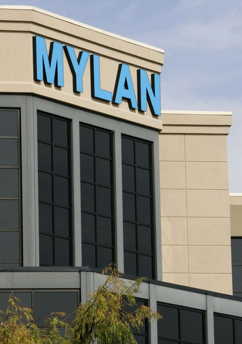 Actavis Said to Have Spurned $15 Billion Takeover Bid From Mylan