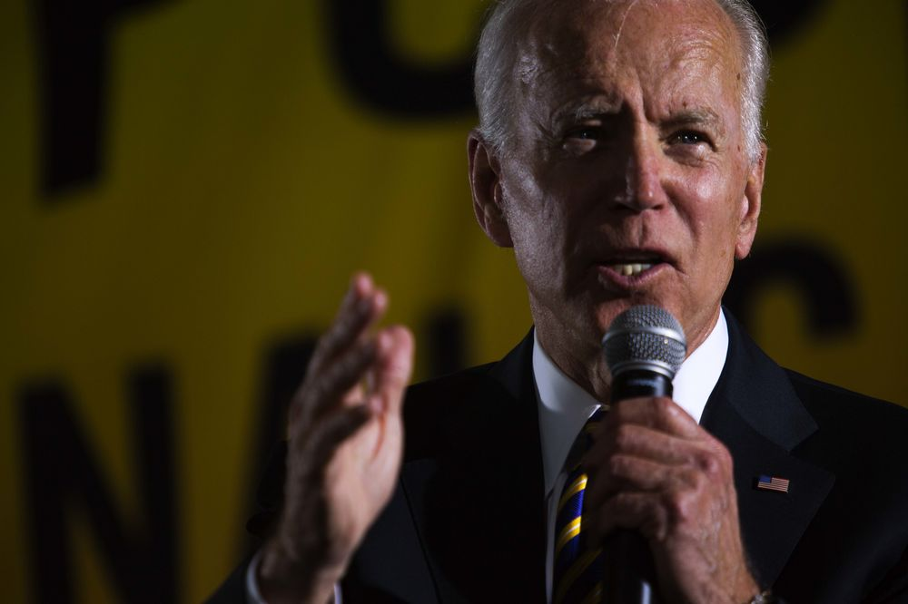 Biden Draws Criticism for Talk of 'Civility' by Segregationists