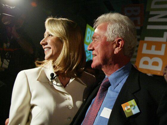 Billionaire Family Feud Widens as Stronach's Son Sues Sister
