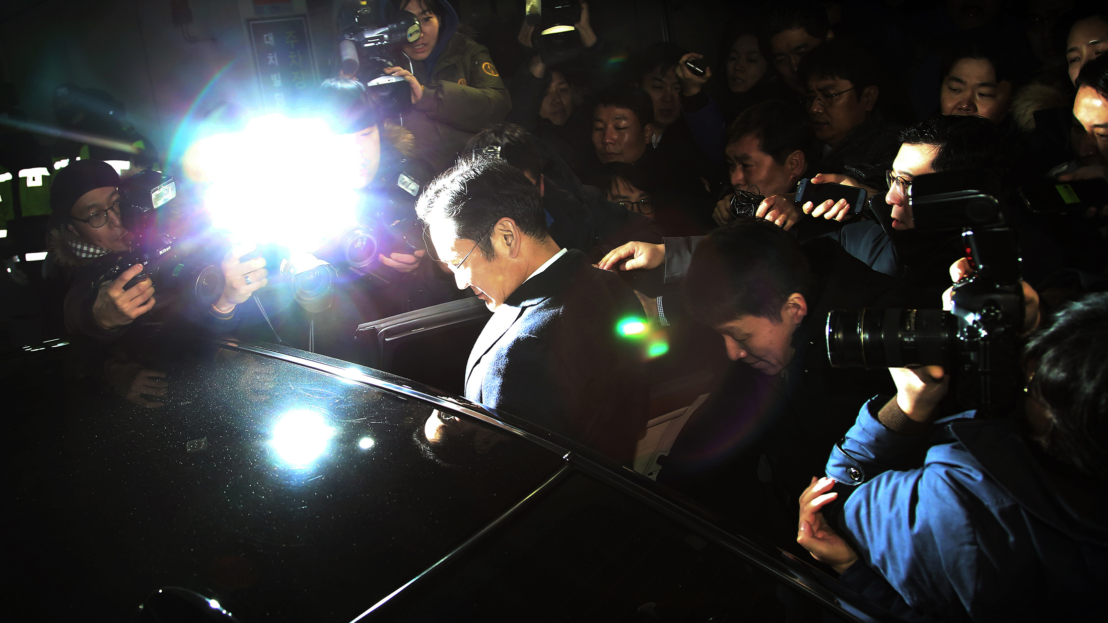 Samsung Succession in Disarray as Lee Criminal Case Advances