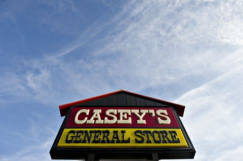 Casey's Drops Most Since 2010 on Gasoline Margins