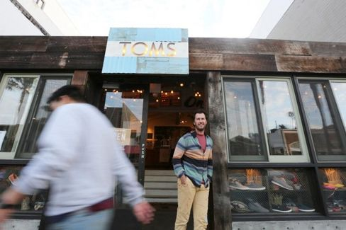 Toms Jumps From Cheap Shoes to Expensive Coffee