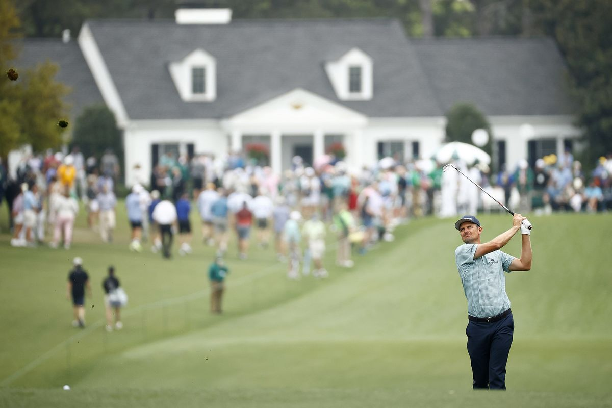<p>Masters Day 2: As Rose Wilts, a Pursuing Pack Closes in thumbnail
