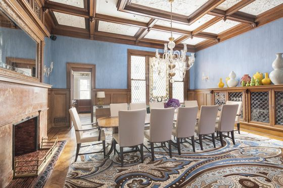 For $23 Million, Fund Manager David Berkowitz Lists His Brownstone