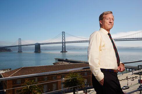 Farallon Capital Management founder Tom Steyer