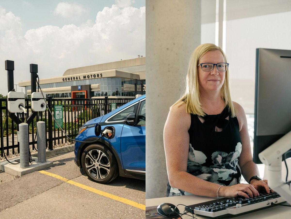Two Women Joined GM More Than a Decade Ago. Their Futures Couldn't Be More Different