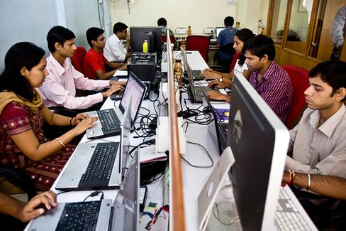 India's Outsourcing Firms Must Boost Morale